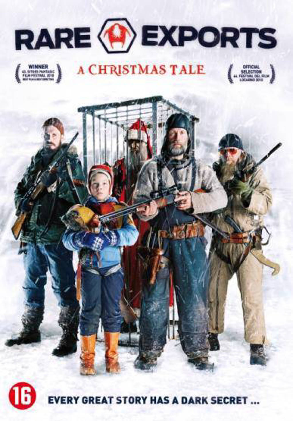 Rare exports (DVD)