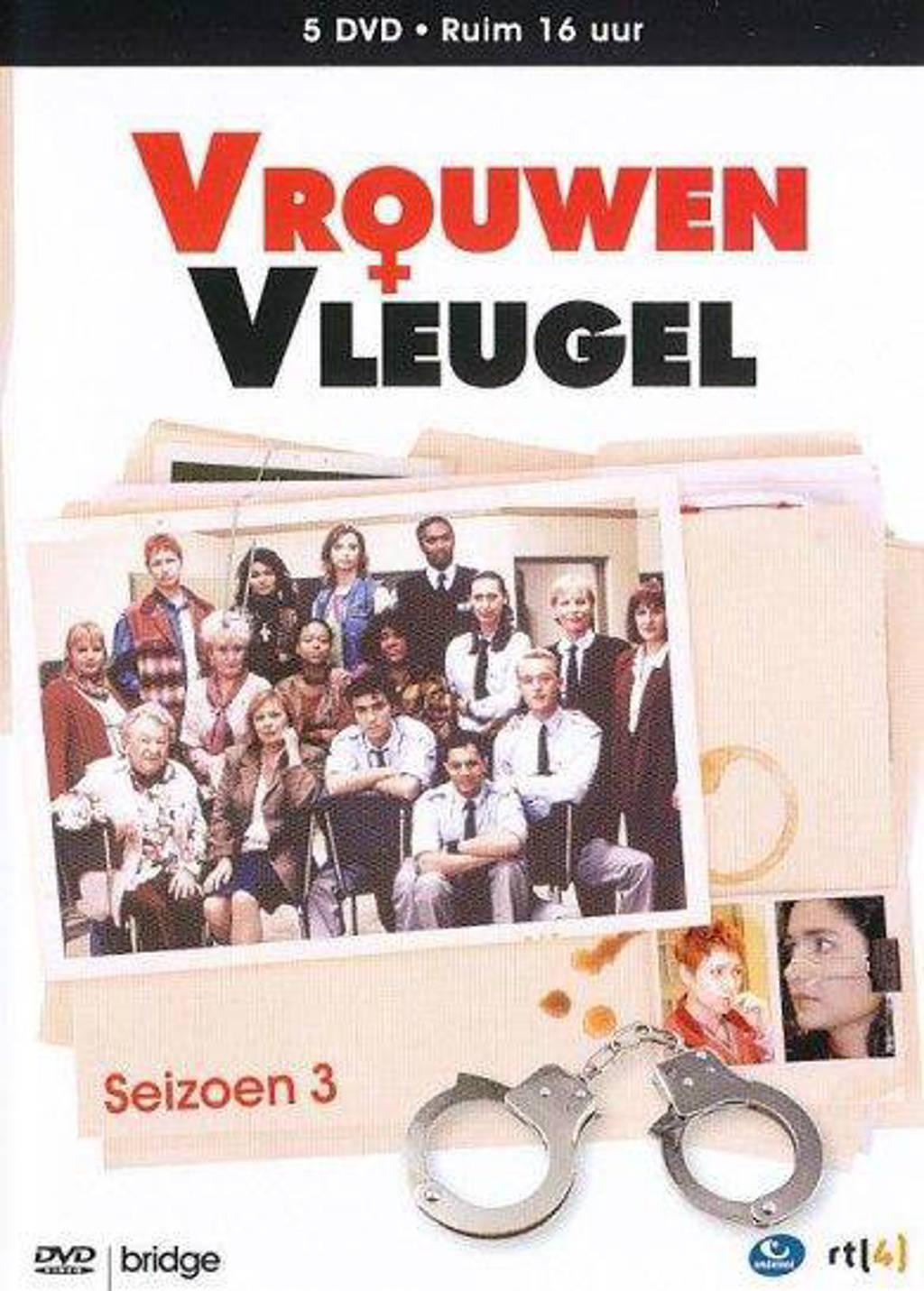 Vrouwenvleugel - Seizoen 3 (DVD)