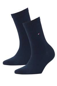 Tommy Hilfiger sokken - set van 2 marine, Donker blauw