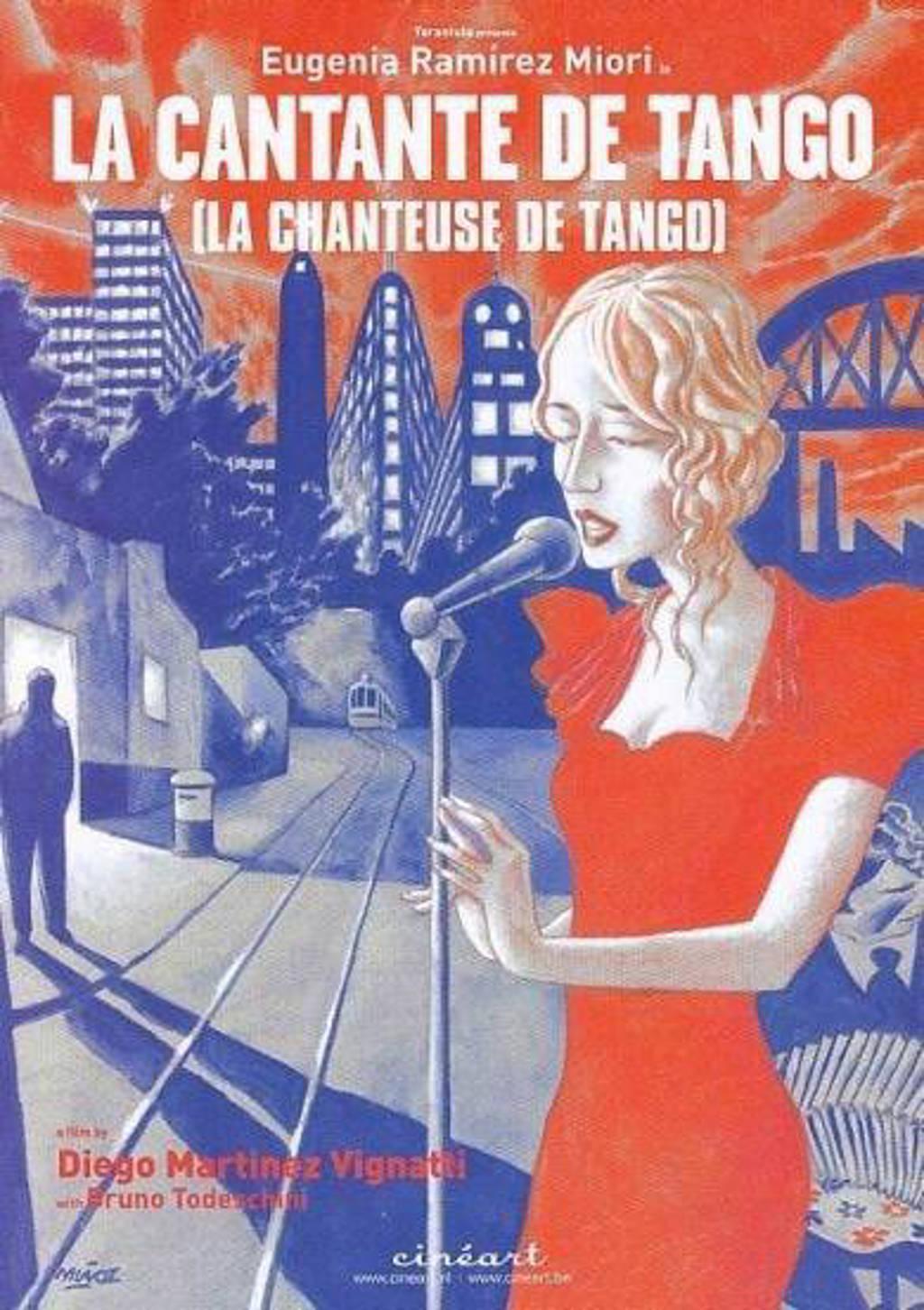 La cantante de tango (DVD)