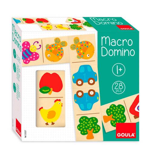 Goula domino XXL kinderspel kopen