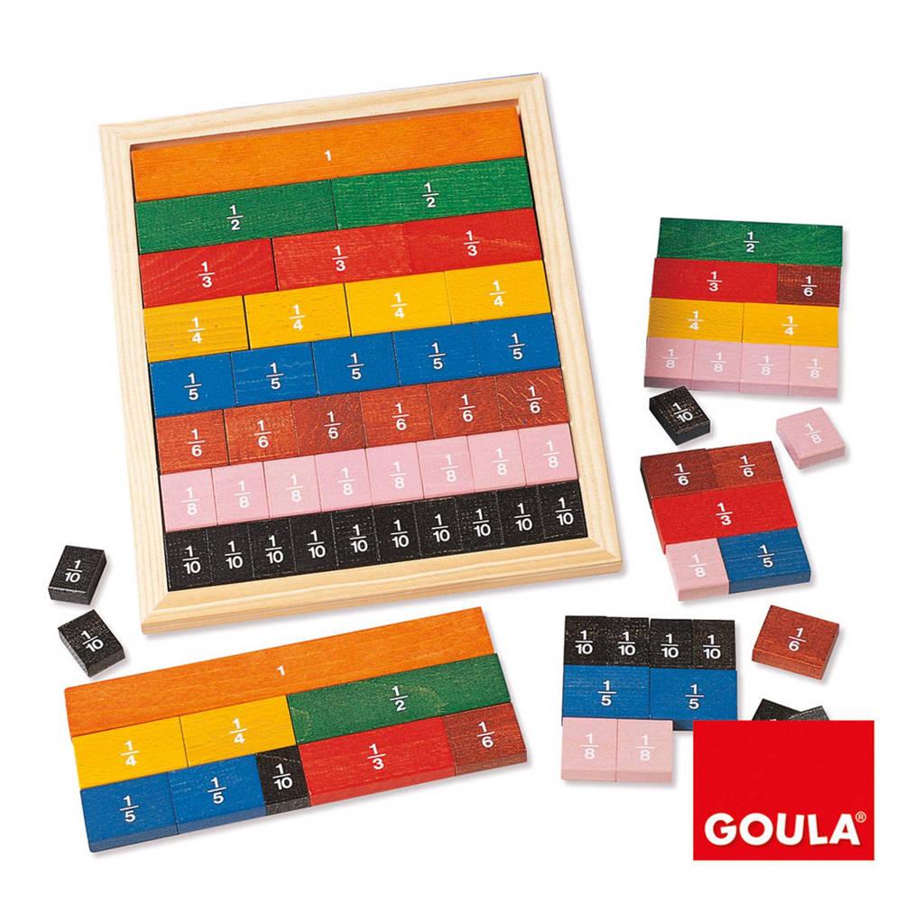 Goula  introductie breuken leerspel