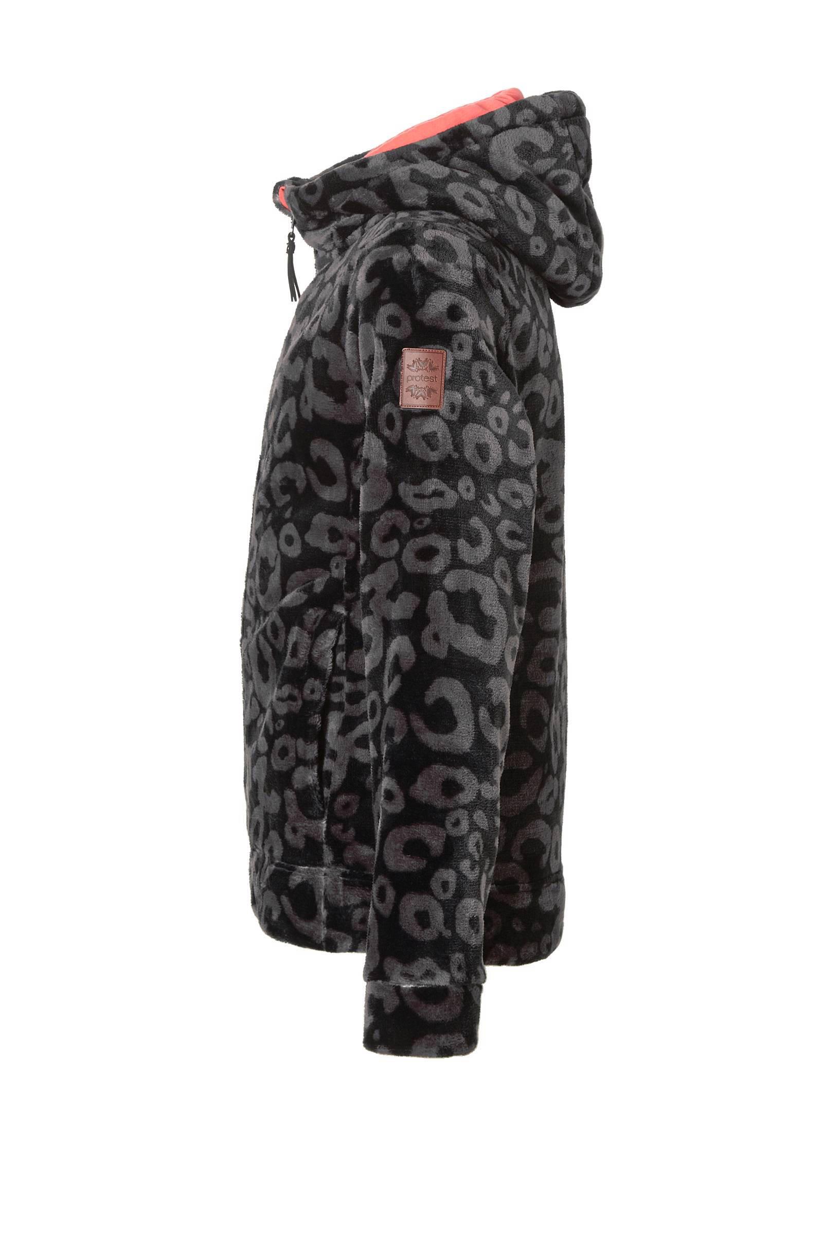 Protest fleece skivest   wehkamp