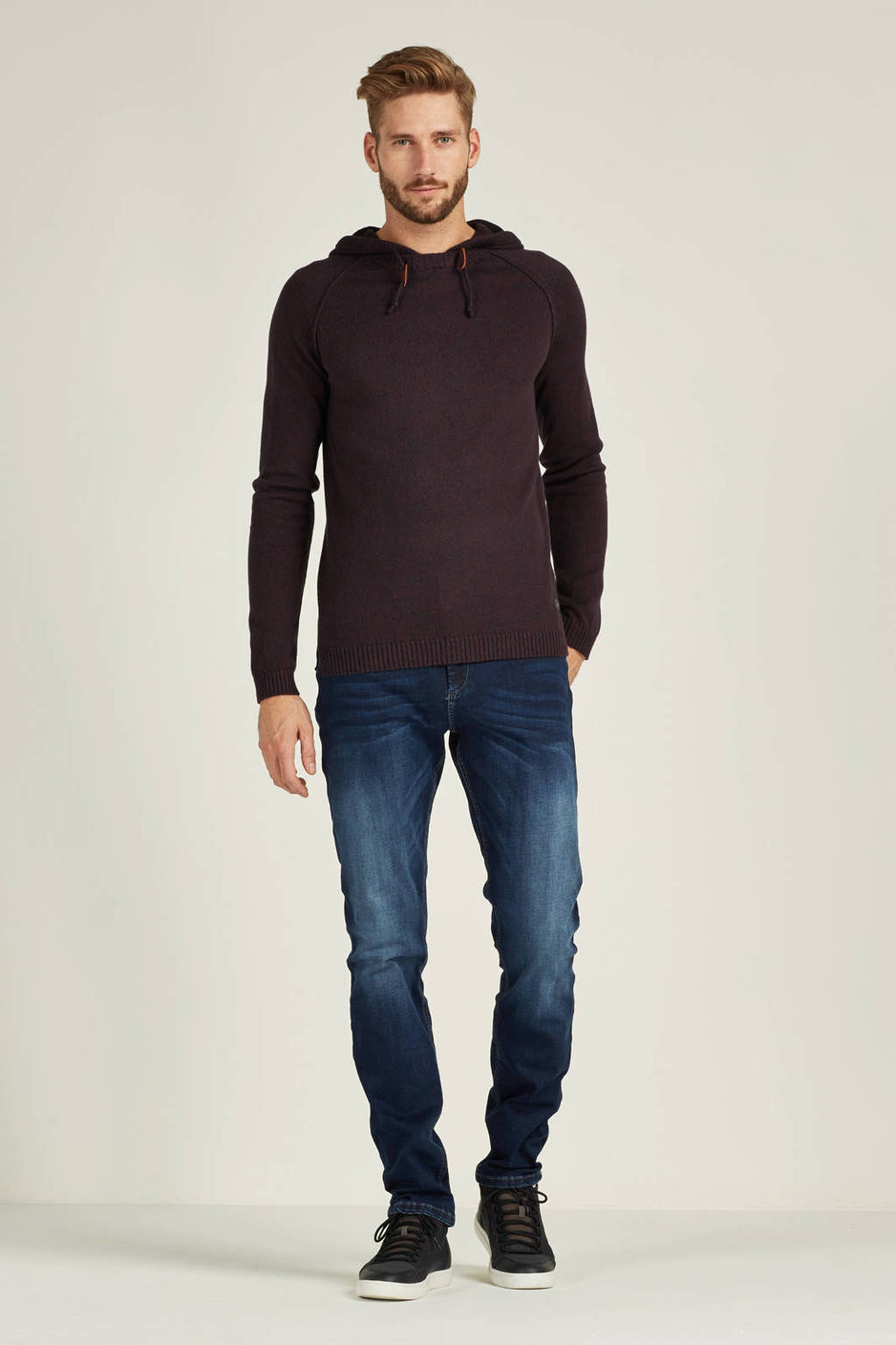 Cars regular fit jeans Lance hyperstretch, Dark used