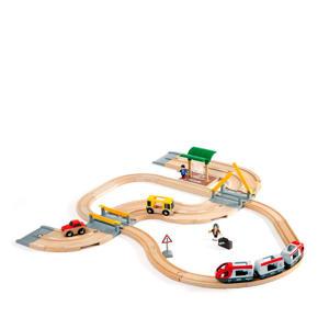 houten spoor & weg reisset
