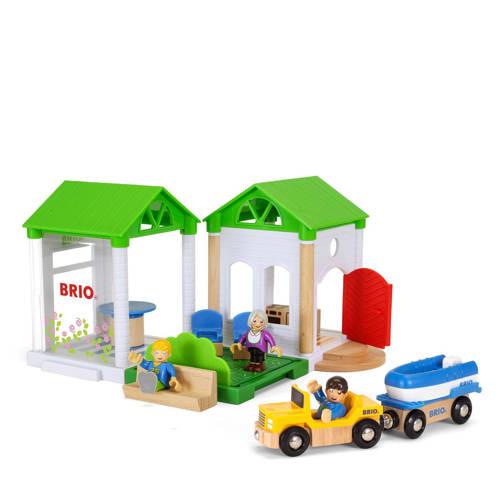 Brio houten zomerhuis kopen