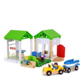 houten zomerhuis