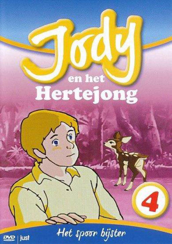 Jody en het hertejong 4 - Het spoor bijster (DVD)