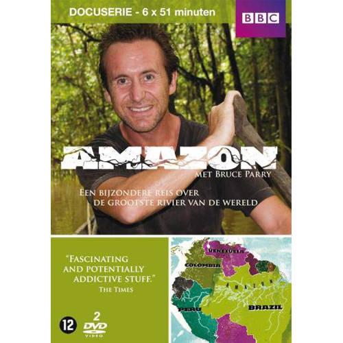 Amazon met Bruce Parry (DVD) kopen