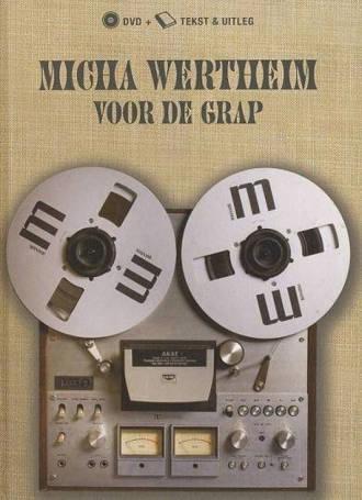 Micha Wertheim - Voor de grap (DVD)