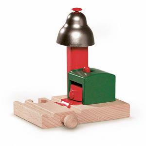 houten magnetisch belsignaal