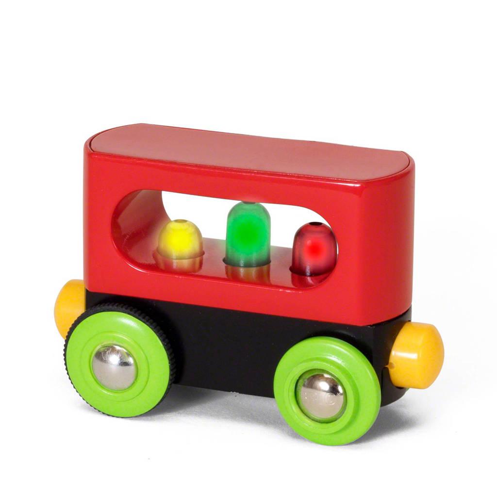 Brio houten mijn eerste wagon met licht