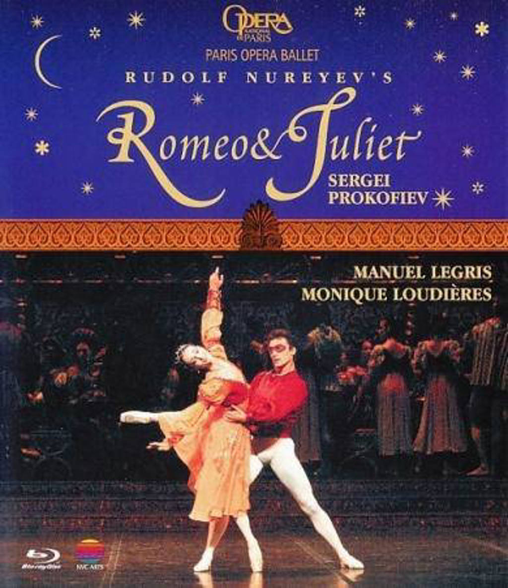 Paris Opera Ballet - Romeo&Juliet (Blu-ray)