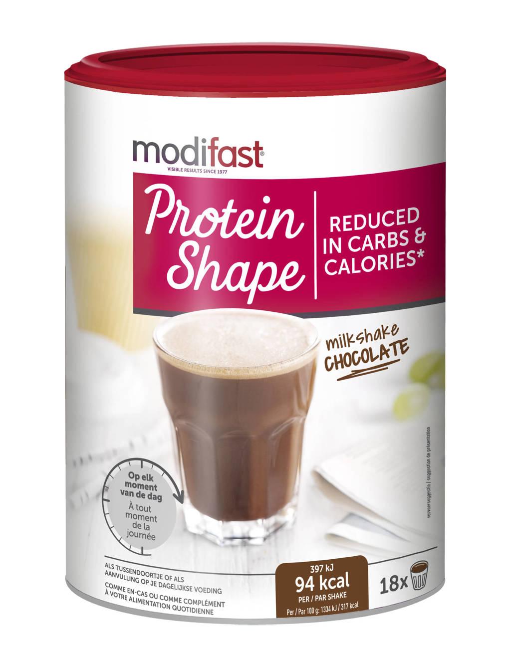 Modifast PS Milkshake Choco - 1 blik 540 gram
