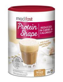 PS Milkshake Cappuccino - 1 blik 540 gram