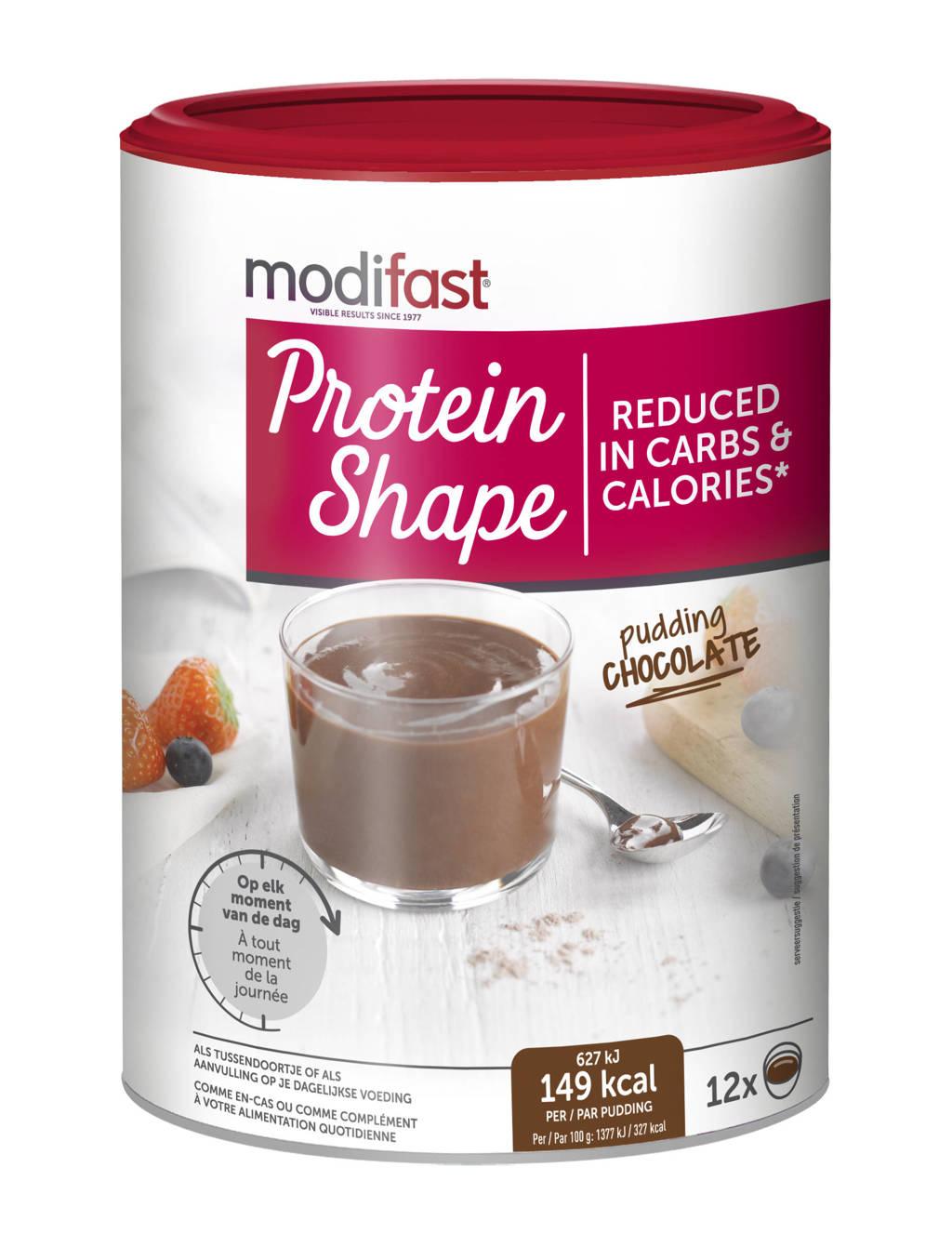 Modifast PS Pudding Choco - 1 blik 540 gram