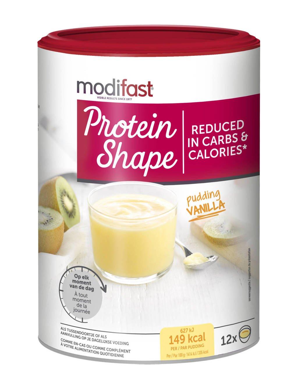 Modifast PS Pudding Vanille - 1 blik 540 gram