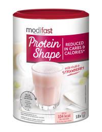 Modifast PS Milkshake Aardbei - 1 blik 540 gram