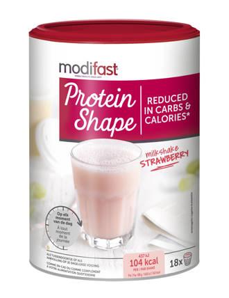 PS Milkshake Aardbei - 1 blik 540 gram