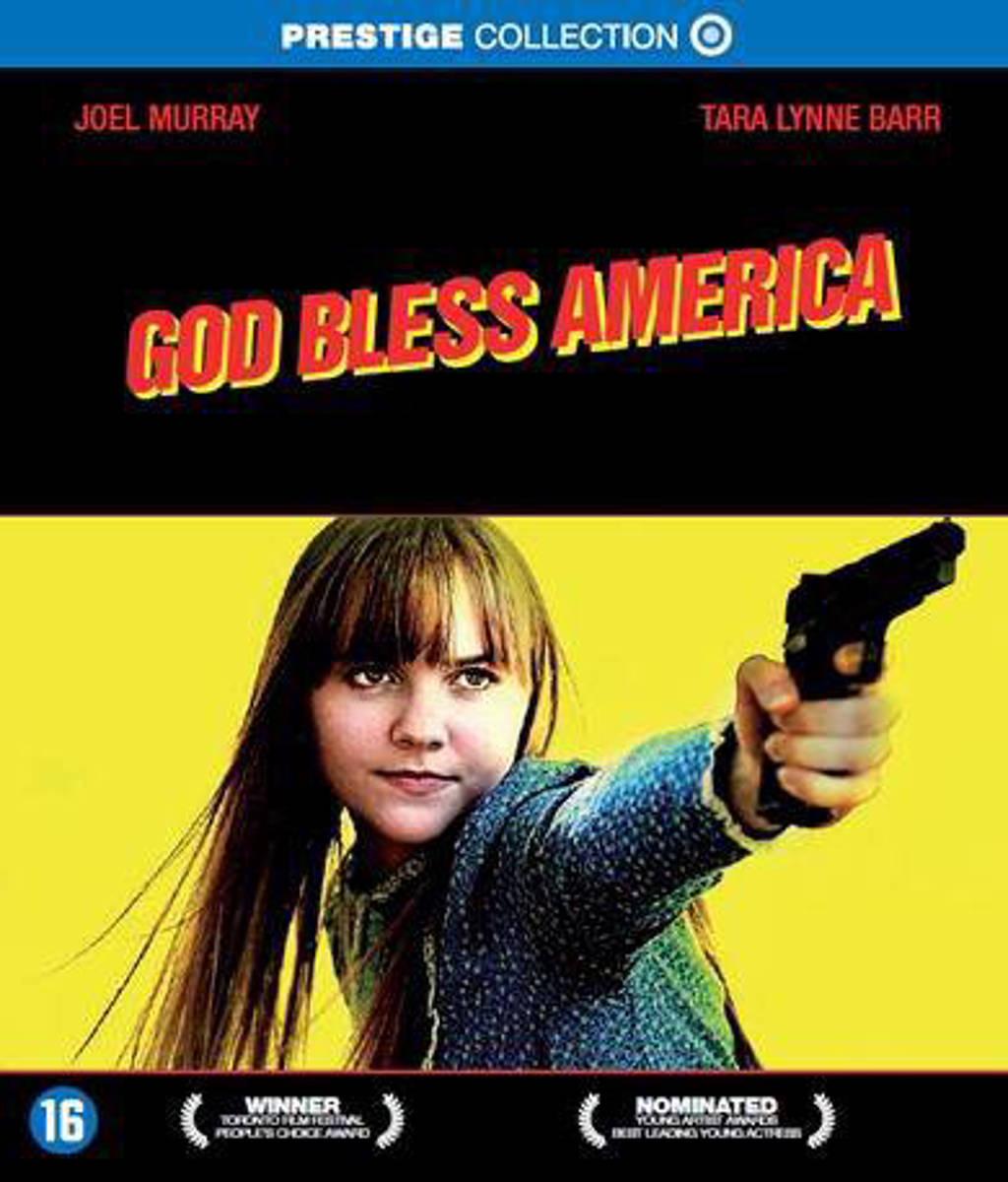God bless America (Blu-ray)