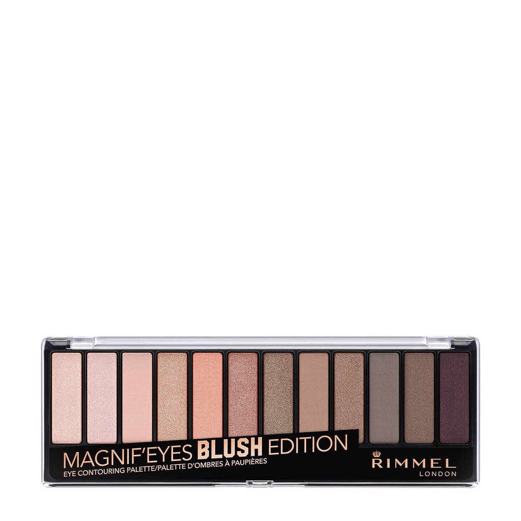 Rimmel London MagnifEyes eyeshadow - 2 Blush Edition