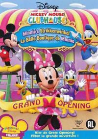 Mickey Mouse clubhouse - Minnie's strikkenwinkel (DVD)