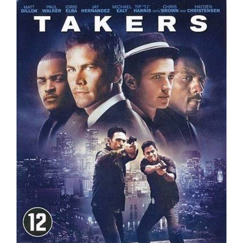 Takers (Blu-ray) kopen