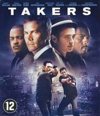 Takers (Blu-ray)