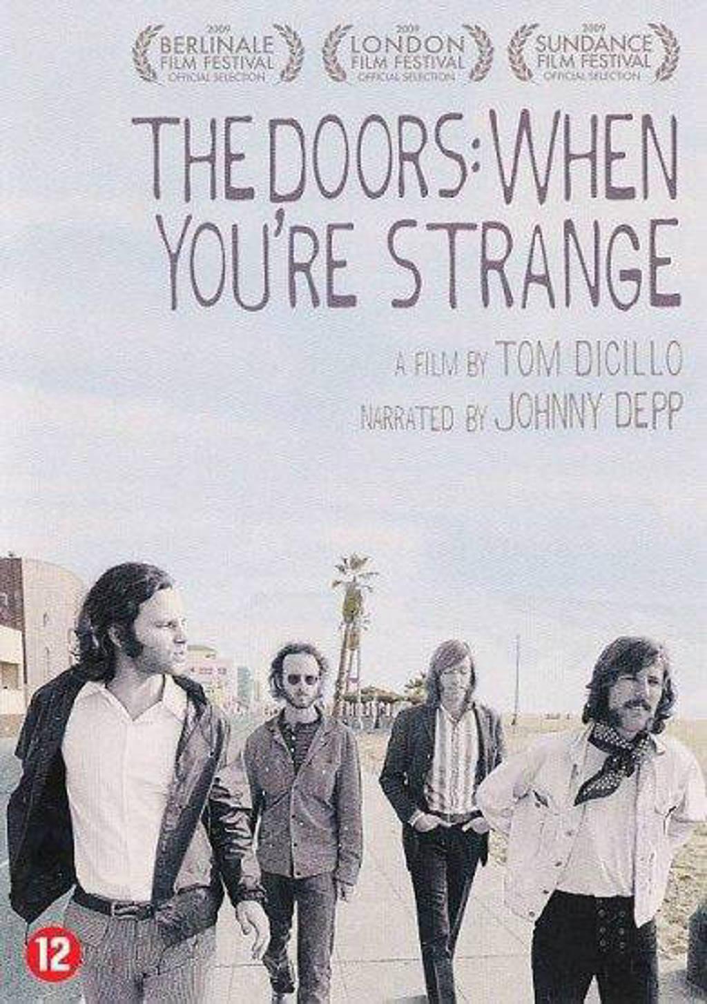 The Doors - When you're strange (DVD)