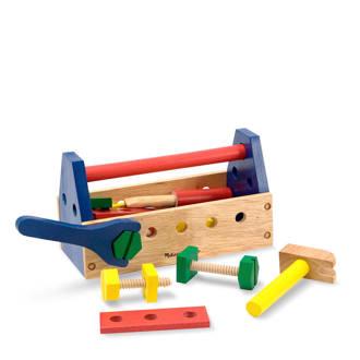 houten gereedschapsset