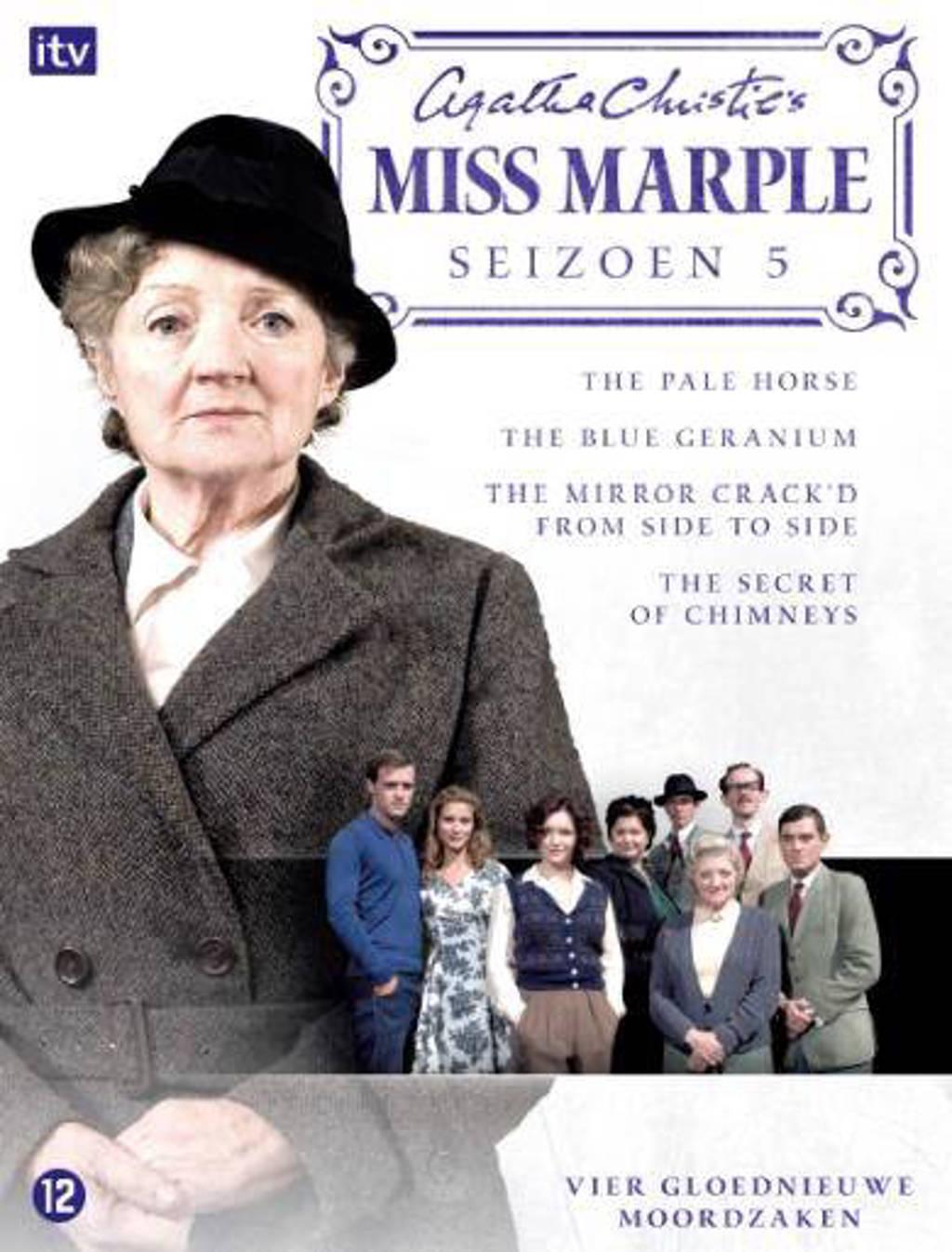 Miss Marple - Seizoen 5 (DVD)