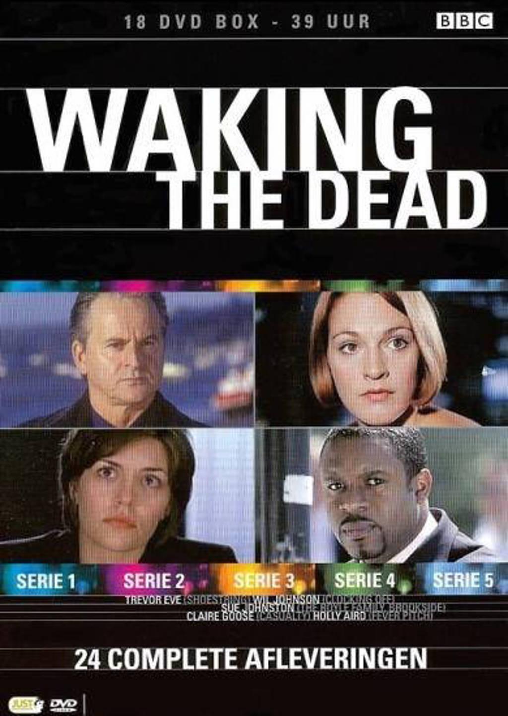 Waking the dead - Seizoen 1-5 (DVD)