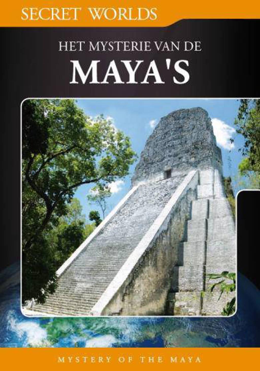 Secret worlds - Het mysterie van de Maya's (DVD)