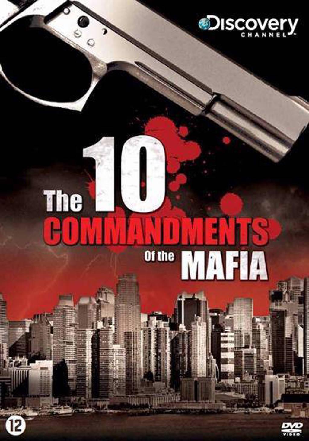 10 commandments of the mafia (DVD)