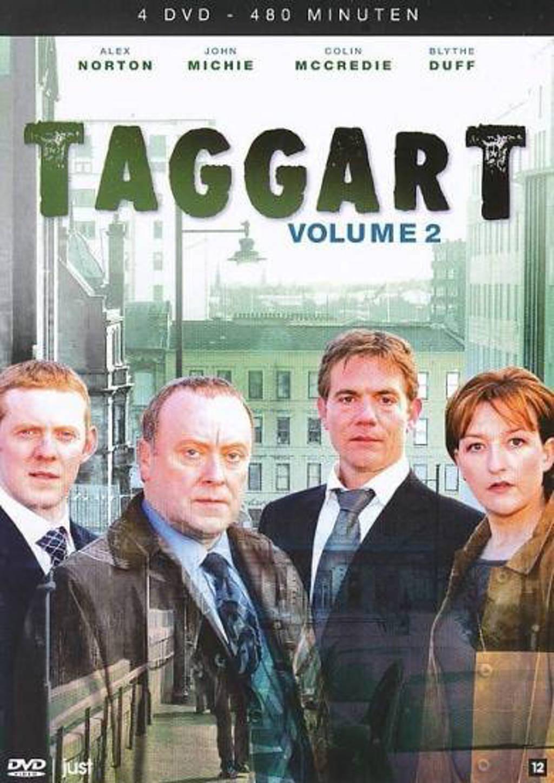 Taggart - Volume 2 afl. 97-104 (DVD)