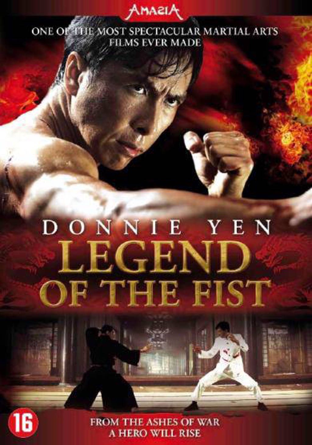 Legend of the fist (DVD)