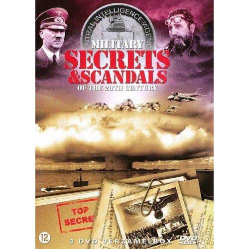 Military secrets & scandals of 20th century (DVD) kopen