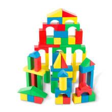 houten bouwblokkenset 100 stuks