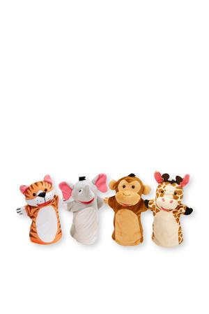 dierentuin vrienden handpop
