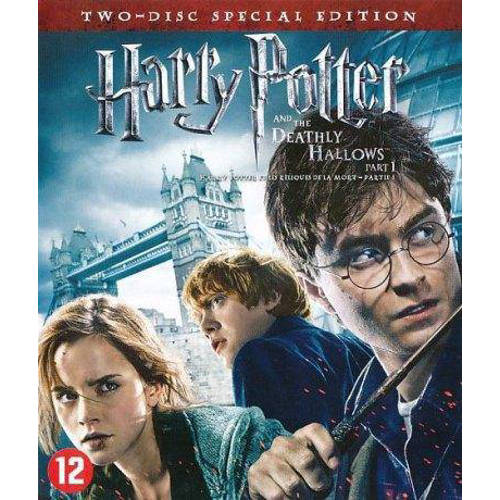 Harry Potter 7 - And the deathly hallows part 1 (Blu-ray) kopen