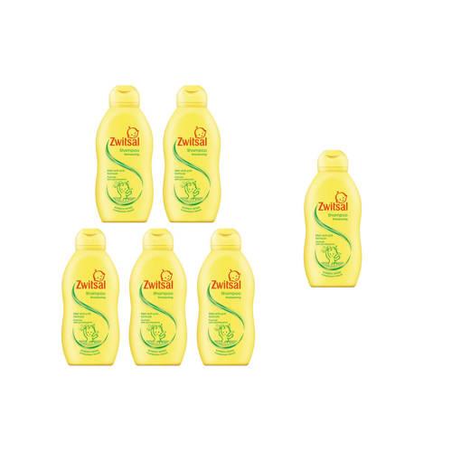 Zwitsal shampoo - 6x200 ml - baby kopen