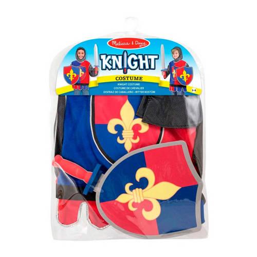 Melissa & Doug ridder verkleedset kopen