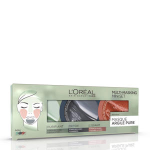 Pure Clay Multimask Kit - gezichtsmasker