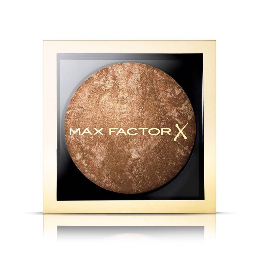 Max Factor Creme Bronzer - Light Gold, light gold