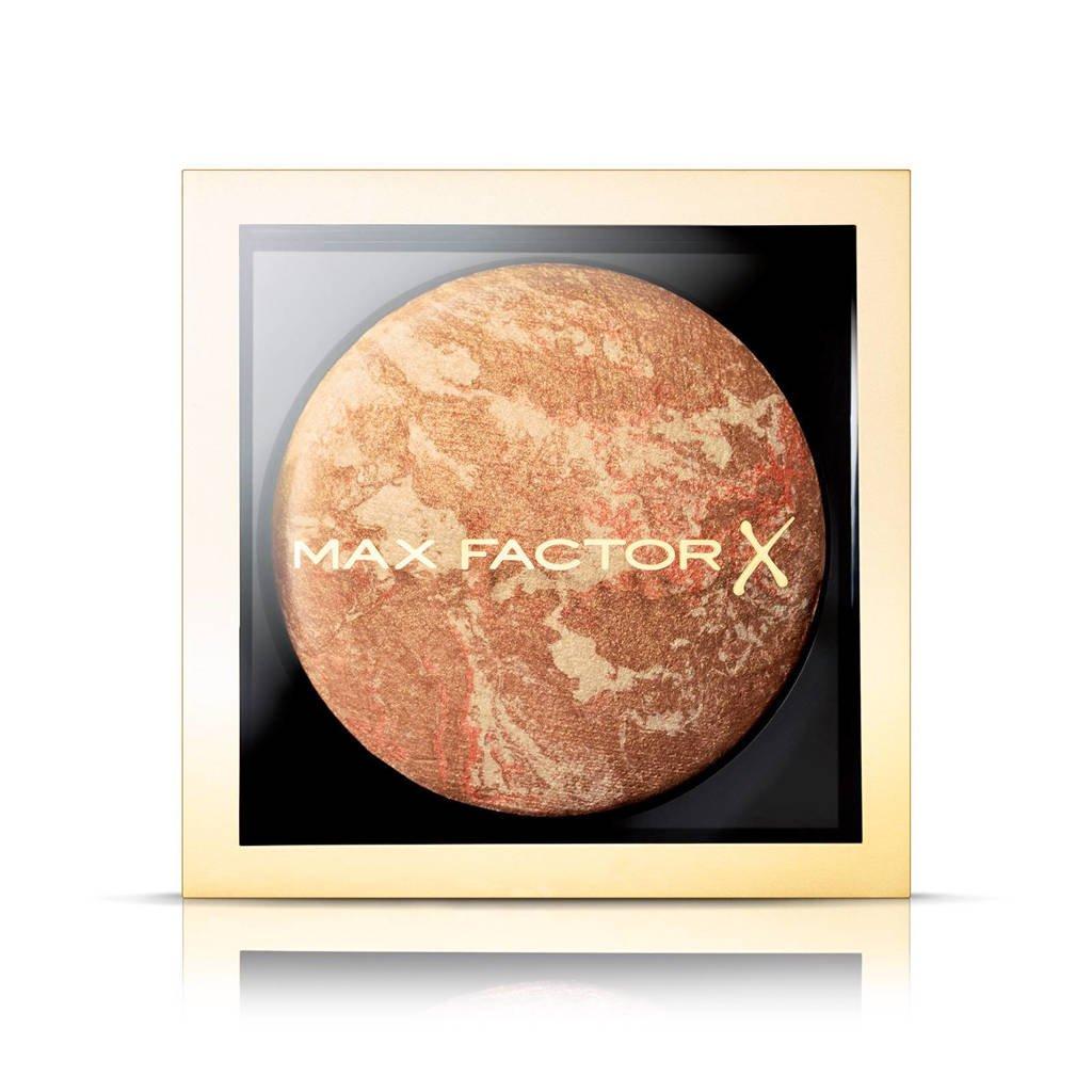 Max Factor Creme Bronzer - Bronze