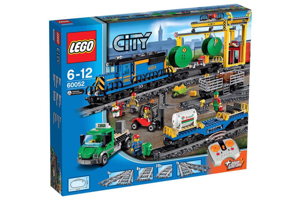 LEGO City vrachttrein 60052