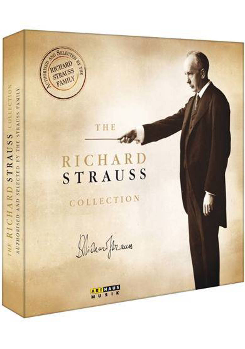 Salome,Elektra,Rosenkavelier - The Richard Strauss Collection 7 Op (DVD)
