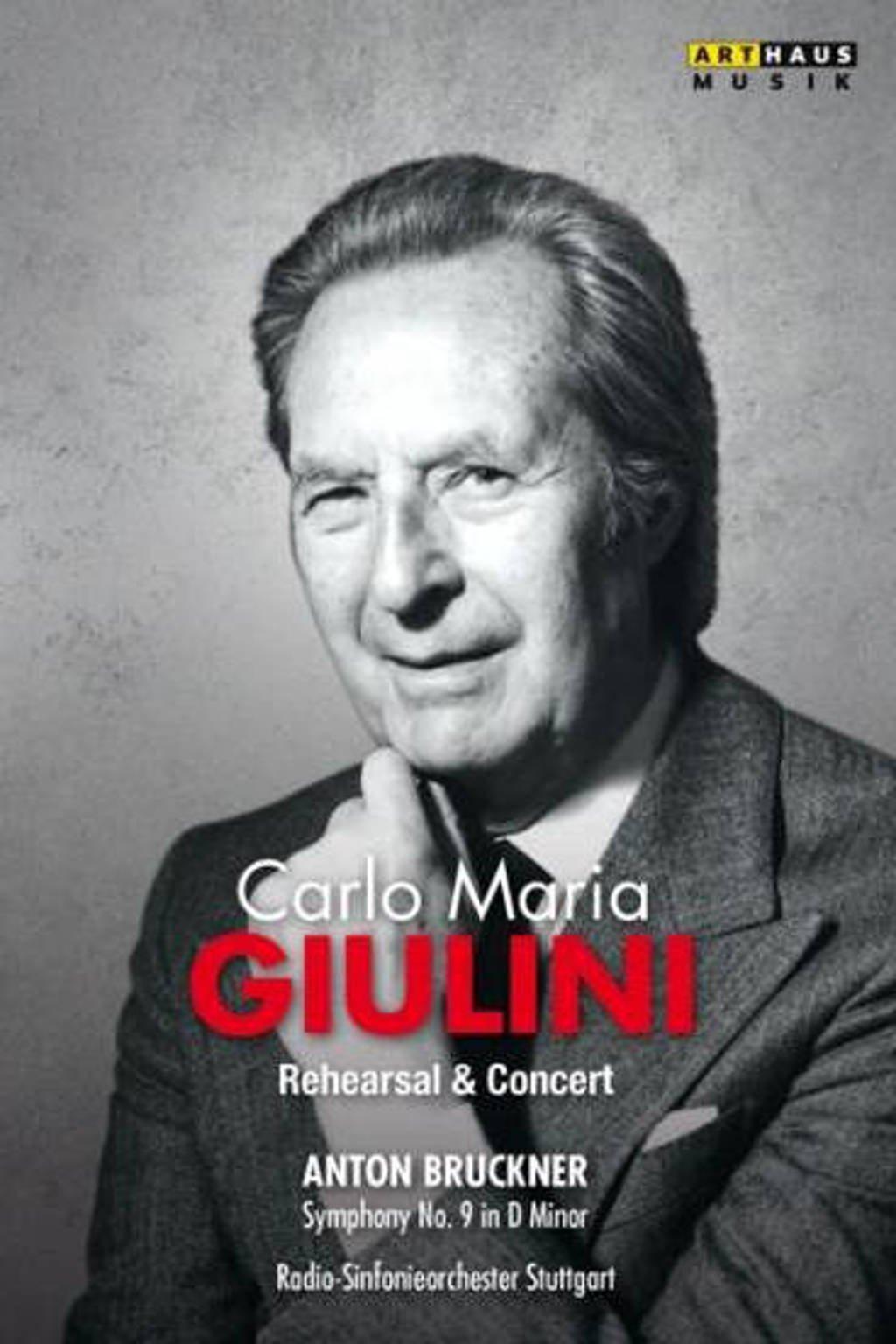 Radio Sinfonieorch Stuttgart - Carlo Maria Giulini In Rehearsal (DVD)