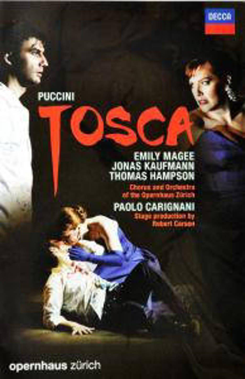 Jonas Kaufmann - Tosca (DVD)