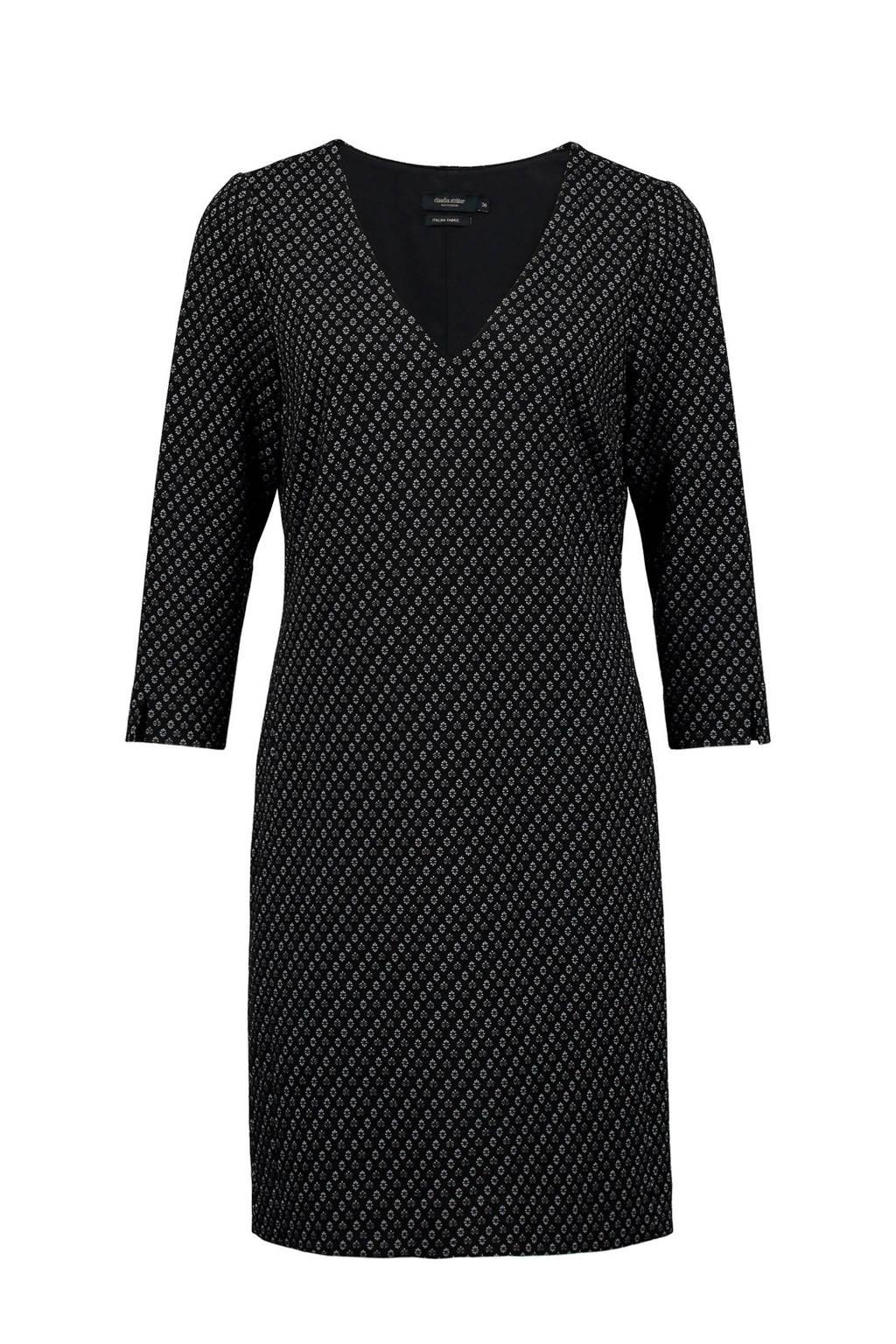 Claudia Sträter jurk, Zwart
